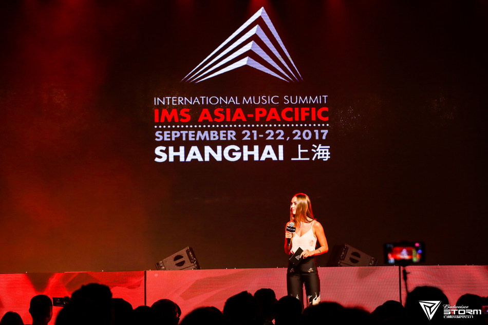 A2LiVE Senior Bussiness Manager Vlada introduce IMS Asia-Pacific