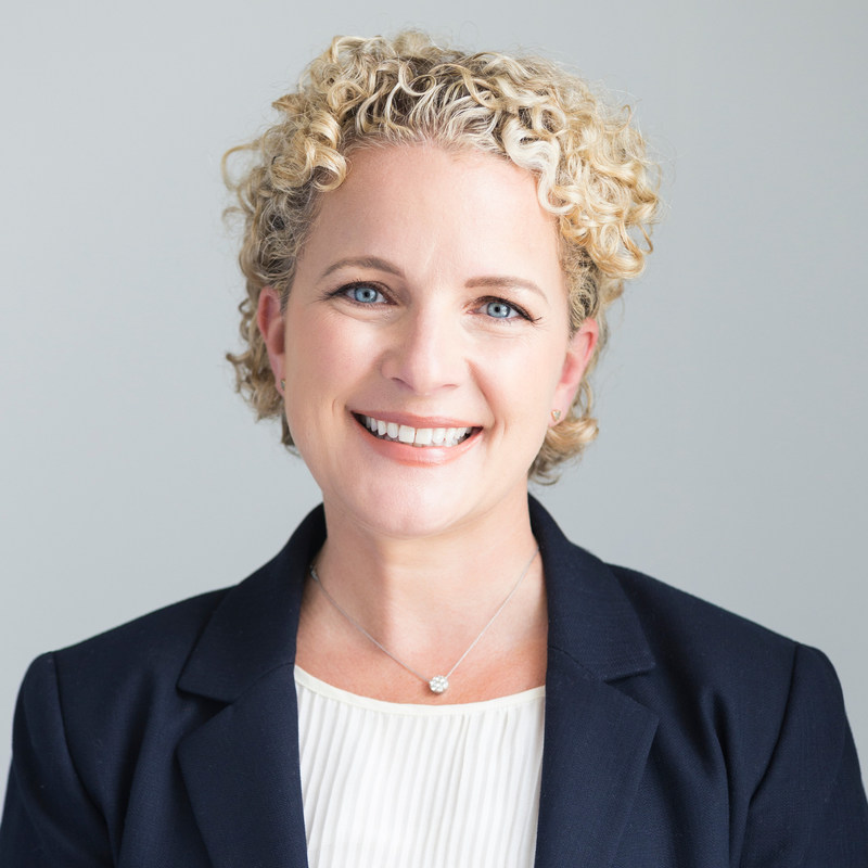 Frederique Irwin, Founder & CEO of Her Corner