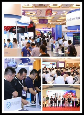 Onsite photos of Cloud Connect China 2016