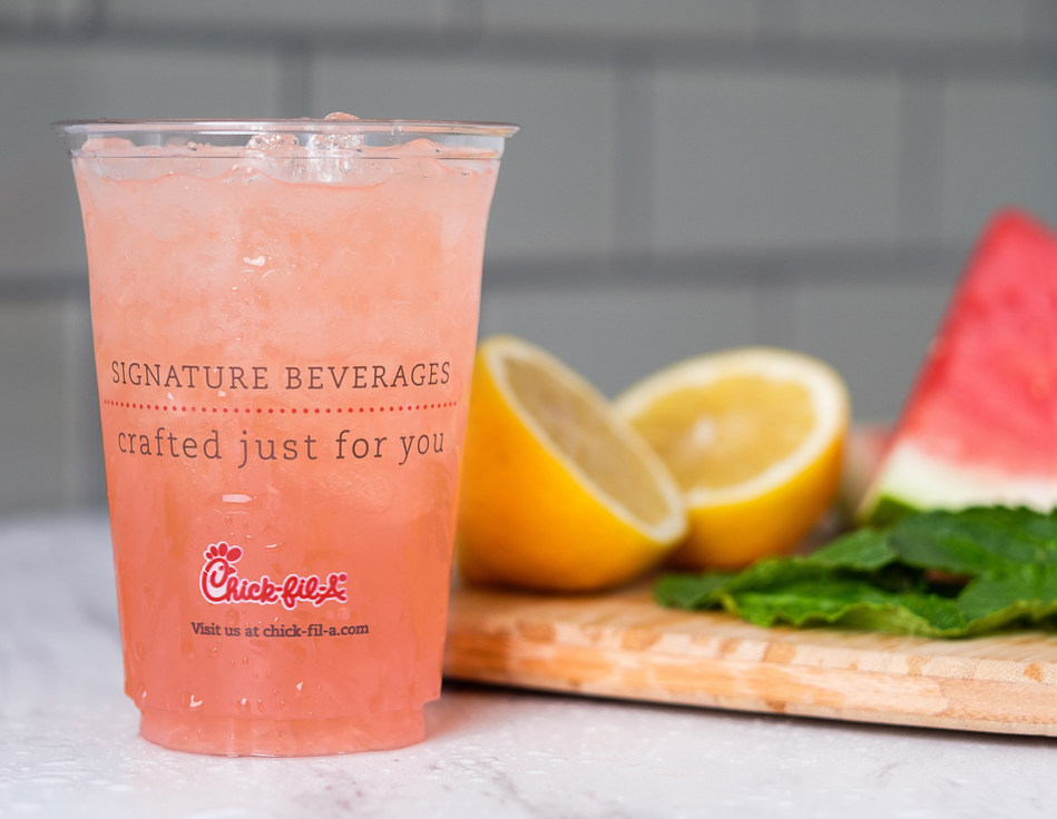 Chick-fil-A introduces new Watermelon Mint Lemonade just in time for summer.