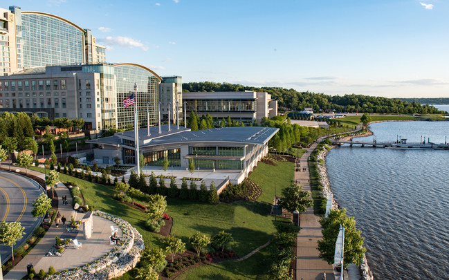 Gaylord National Resort opens new waterfront event venue in National Harbor, Md.