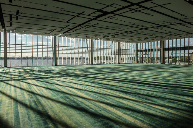 Ballroom is being dubbed the Washington, D.C. area's first infinity ballroom with 270 degrees of panoramic views.