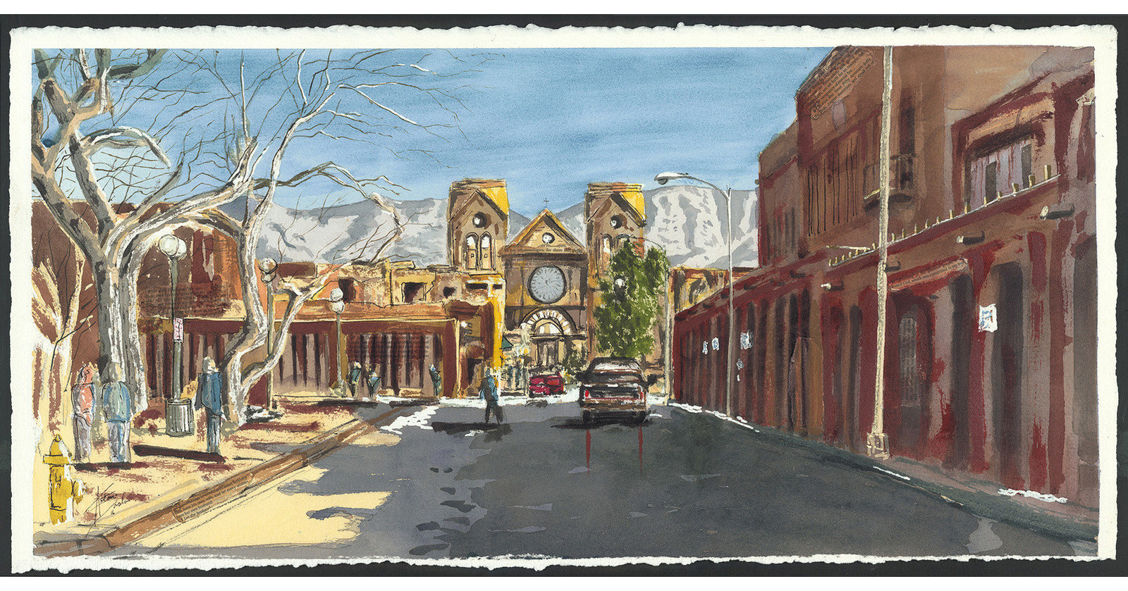 Santa Fe Highlights Live Virtual Tour, Santa Fe