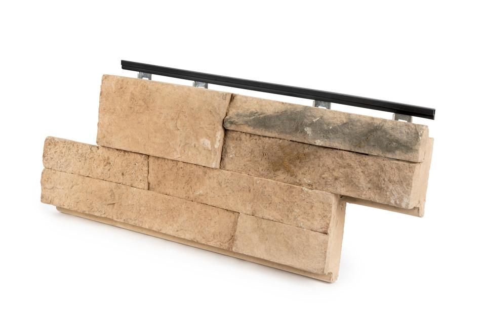 Glen-Gery's Maple Ridge StoneFit product.