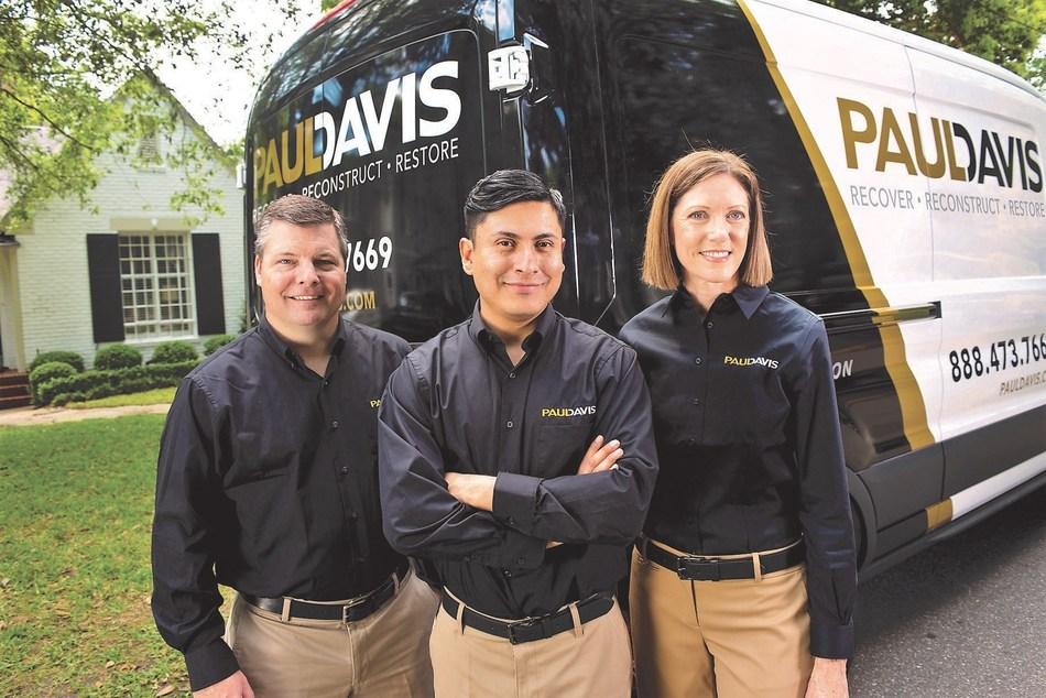 Paul Davis Team: The company has been awarded a GSA contract.