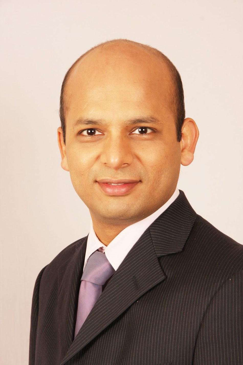 Vishal Gupta, CEO, Seclore (PRNewsfoto/Seclore)
