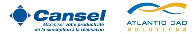 Cansel et Atlantic CAD (Groupe CNW/Cansel)
