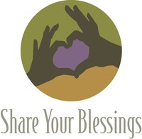 Share Your Blessings LOGO
