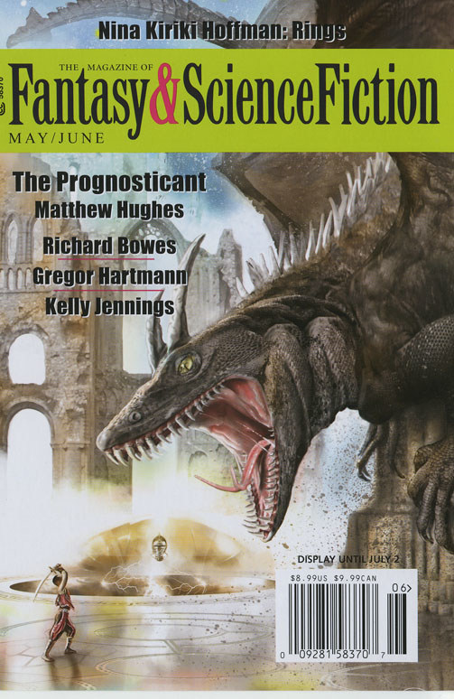 F&SF recently published the 730th issue in its distinguished history.