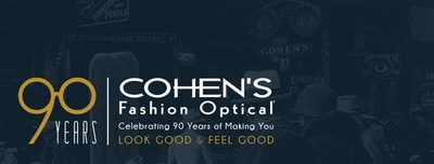 Fashion eyewear and designer sunglasses at Cohen's Fashion Optical