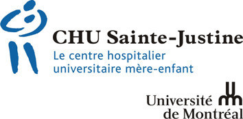 Logo : CHU Sainte-Justine (Groupe CNW/CHU Sainte-Justine)