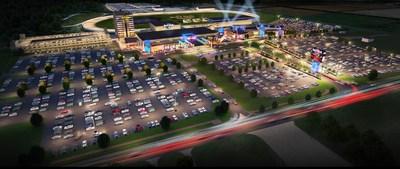 Hard Rock International et Rideau Carleton Raceway Annoncent Hard Rock Casino Ottawa