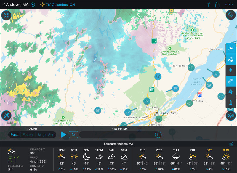 The Weather Company, an IBM Business, introduces new operations dashboard to help freight and logistics companies improve operation efficiency