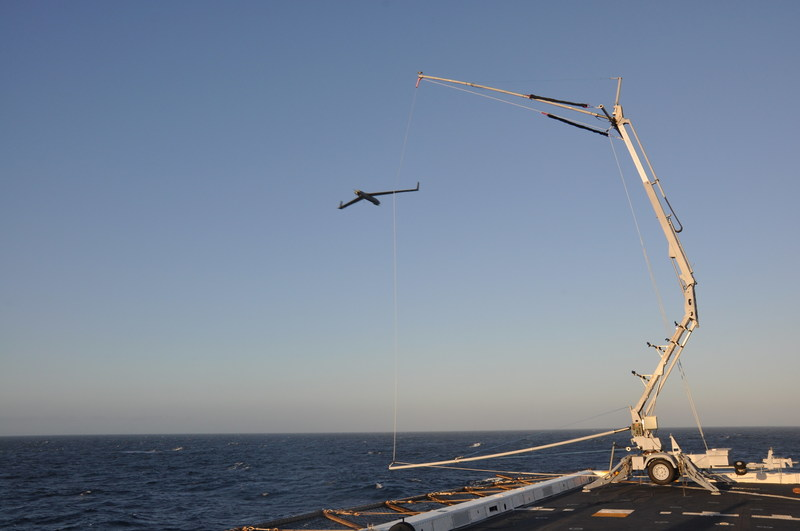 """Insitu ScanEagle joins """"Drones: Is the Sky the Limit?""""- the first major museum exhibition on pilotless aircraft"""