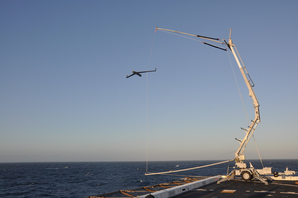 "Insitu ScanEagle joins ""Drones: Is the Sky the Limit?""- the first major museum exhibition on pilotless aircraft"