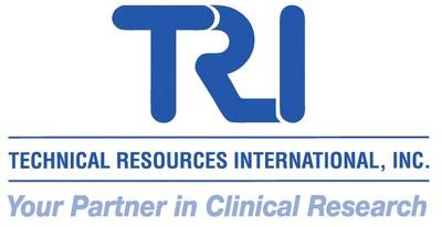 Technical Resources International Company Logo. (PRNewsFoto/Technical Resources International, Inc.)
