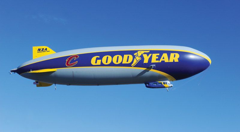 The Goodyear Tire & Rubber Company and the defending National Basketball Association Champion Cleveland Cavaliers have announced a multiyear sponsorship agreement for Goodyear's iconic Wingfoot logo to appear on Cavaliers player uniforms beginning in the 2017-18 season.