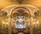 The Restoration of Château de Fontainebleau's Imperial Theatre - The Sheikh Khalifa bin Zayed Al Nahyan Theatre - Enters its Final Phase
