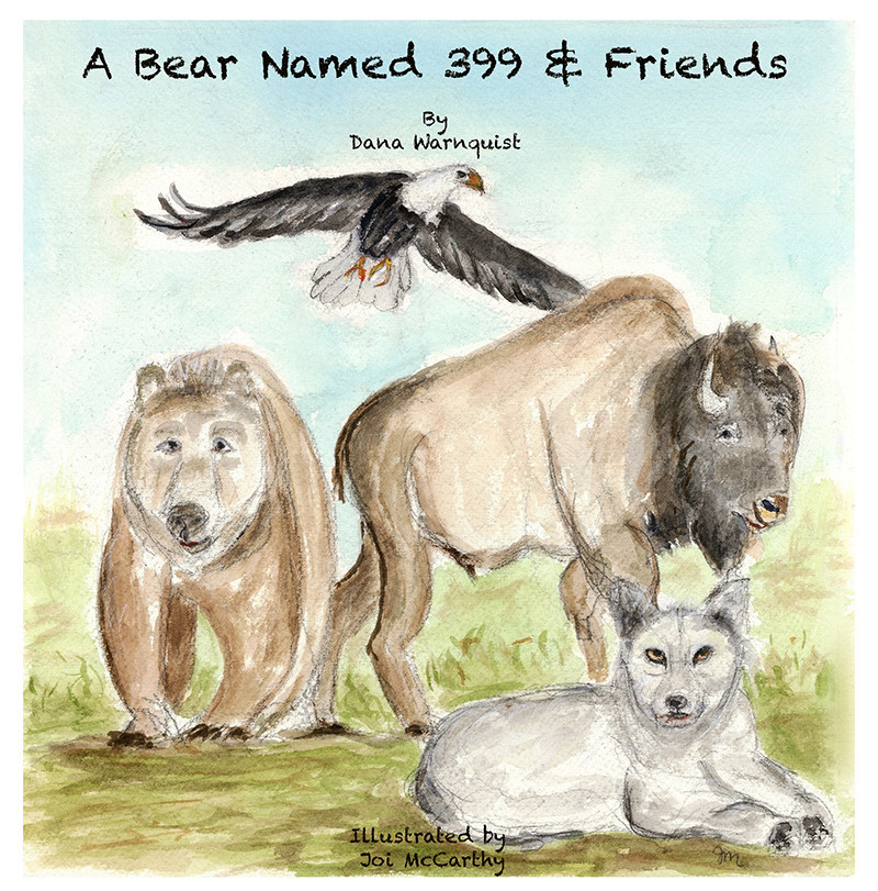 A Bear Named 399 & Friends