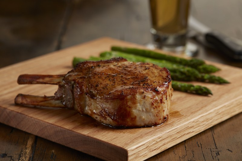 BJ's Restaurants, Inc. announced the debut of its new Brewhouse Slow-Roasted Menu featuring items such as prime rib, turkey, pork ribs and a double bone-in pork chop.