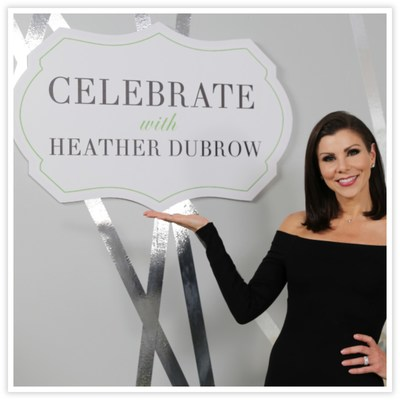 Evite® Announces Partnership with Heather Dubrow