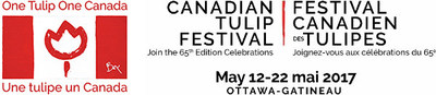 Festival canadien des tulipes (Groupe CNW/Festival canadien des tulipes)