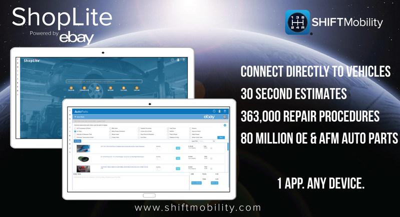 SHIFTMobility ShopLite powered by eBay