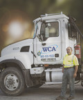 WCA Waste Corporation Driver of the Year - Most Safe and Customer Friendly Solid Waste Drivers on the Road