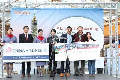12 Lucky Winners Whisked to Taipei From #TaiwanNowBoarding Celebration