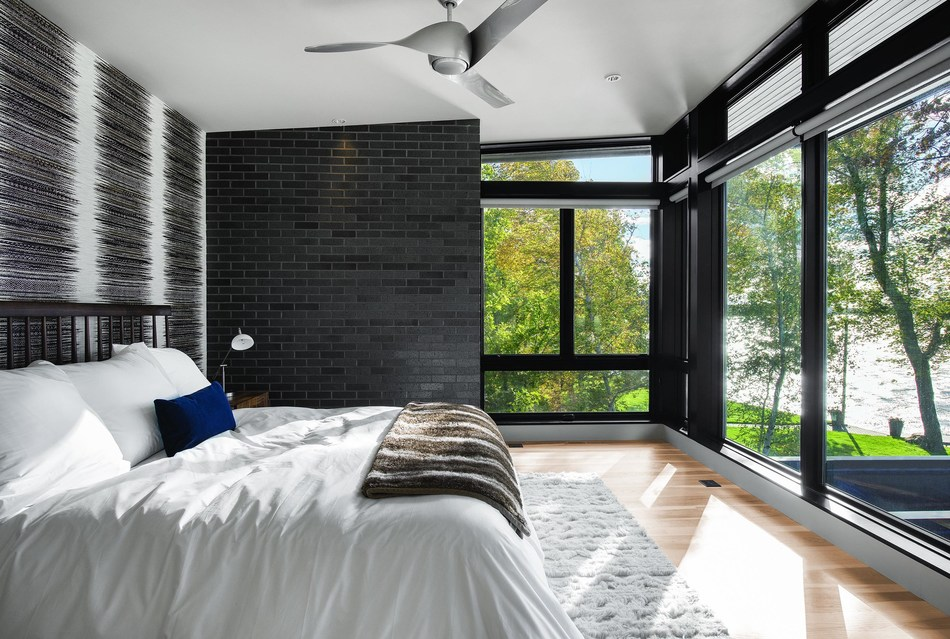 Marvin Windows and Doors' New Designer Black Interior Finish