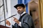 Lamell McMorris Delivers Saint Augustine's University Commencement Address