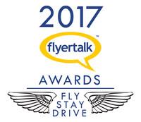 2017 FlyerTalk Awards (PRNewsfoto/Hertz Global Holdings, Inc.)