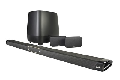 Designed to bring 5.1 surround sound to any home theater environment, Polk Audio's new MagniFi MAX SR boasts Polk's patented Stereo Dimensional Array (SDA®) digital surround technology for a massive sound stage, incredible sonic detail and immersive surround sound audio no matter where youre seated in your home theater.