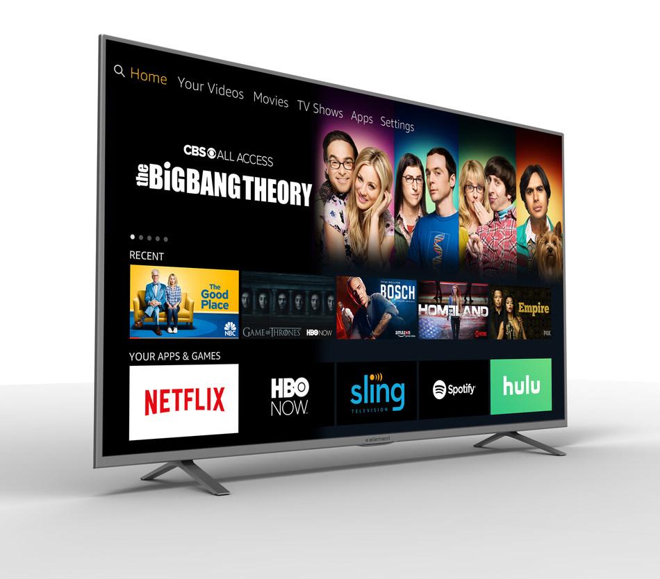 Element 4K Ultra HD Smart TV – Amazon Fire TV Edition