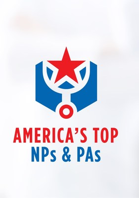 America's Top NPs & PAs recognizes the best-of-the-best Advanced Clinicians in the United States.