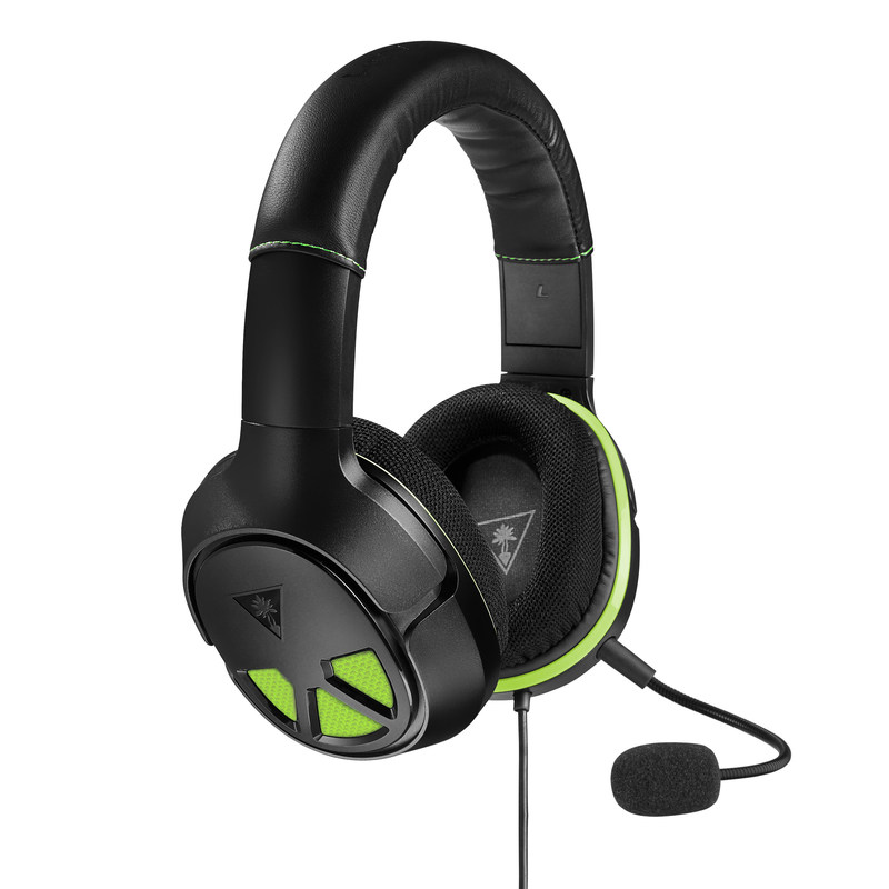 The XO THREE features a rugged, robust and comfortable design with large 50mm speakers and Turtle Beach's renowned high-sensitivity mic to deliver the amazing game audio and crystal clear chat needed to succeed on the multiplayer battlefield. Planned to launch at participating retailers in July 2017 for a MSRP of $69.95. Hear Everything. Defeat Everyone.