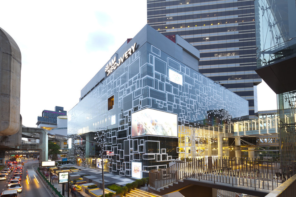 Siam Discovery - The Exploratorium, Bangkok won a World Retail Award 2017 for Store Design of the Year