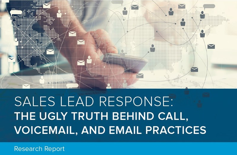 Speed, persistence and quality sorely lacking when it comes to inbound lead response