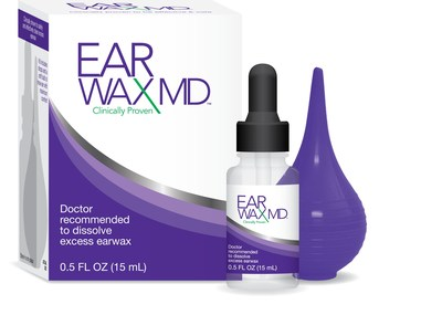 Earwax MD is available on Amazon.com with free shipping for Prime customers.