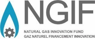 Logo: Natural Gas Innovation Fund (CNW Group/Canadian Gas Association)