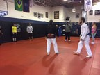 Veterans Get Defensive during Wounded Warrior Project MMA Class