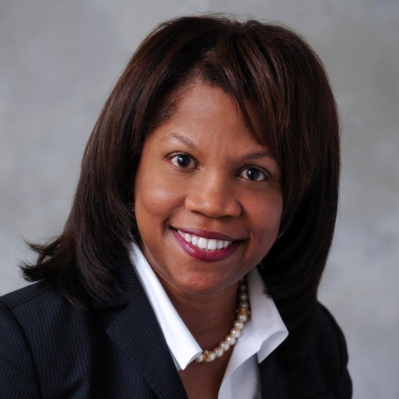Genese Gibson, the newly appointed Chair of ADU's Department of Imaging Sciences.