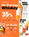 Whiskey growth continues on-premise, but not without challenges