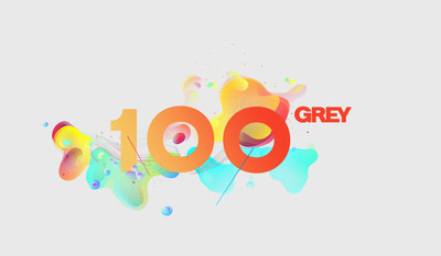 Grey Celebrates 100 Years And The Colorful, Diverse Minds Of Their 5,000 Employees