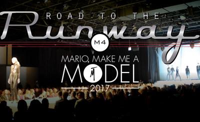 Mario Tricoci Hair Salons & Day Spas announces Mario, Make Me A Model 2017 'Road to the Runway'