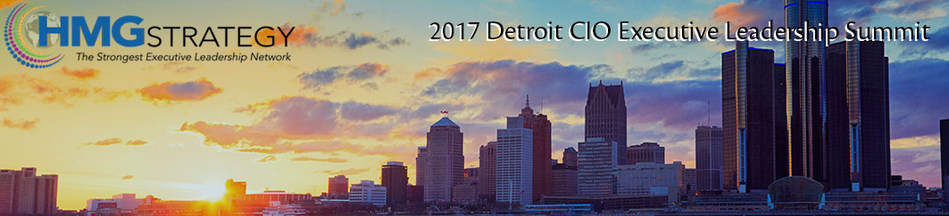 Register today for the 2017 Detroit CIO Executive Leadership Summit!