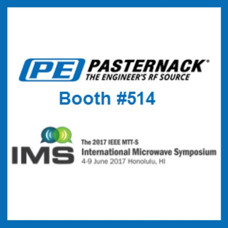 Pasternack at IMS 2017