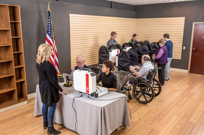 Verity Voting from Hart InterCivic makes voting easy and streamlines election administration. Nine Texas counties debuted the system in the May 6 election.