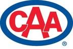 Logo : CAA (Groupe CNW/Canadian Automobile Association)