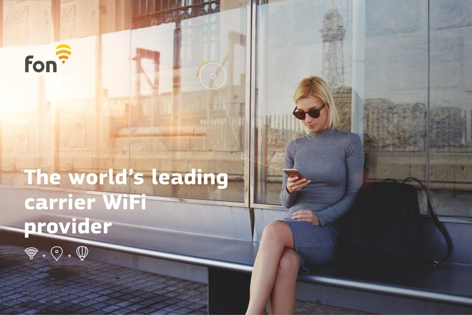 Fon, the World's Leading Carrier WiFi Provider, Highlights the 7 Key Points That Will Define the Future of WiFi (PRNewsfoto/Fon)